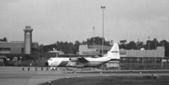 PK-MLS Lockheed L-100-30 Hercules (L-382G) - Merpati Nusantara  CGK 131188 (kitmasterbloke) Tags: jakarta cgk sukarnohatta propliner indonesia 1988 airliner classic