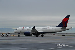 N113DQ (320-ROC) Tags: deltaairlines delta n113dq cseries airbusa220 airbusa220100 airbus a220 a220100 bcs1 sfo ksfo sanfranciscointernationalairport sanfranciscoairport sanfrancisco