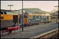 33116-scarb (saltley1212) Tags: scarborough yorkshire class33 331 330 33116 33051 robin reliant railtour