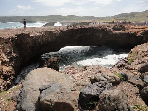 Aruba - Natural Bridge