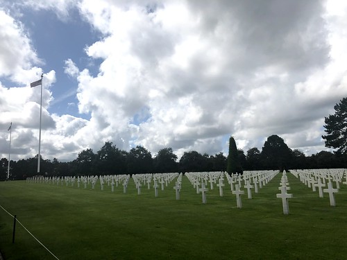 Normandy, August 2019
