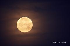 Lorain Full Moon (mjcarsonphoto) Tags: lorain lakesidelanding sunrise moonset lighthouse