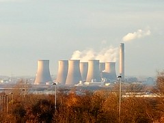 Photo of Fiddlers Ferry Power Station