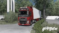 VOLVO FH16 500 (2012) (grimpew) Tags: euro truck simulator 2 trucks vehicles volvo hgv