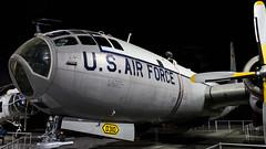 Boeing WB-50D Superfortress (PMillera4) Tags: boeingwb50dsuperfortress airplane aircraft airforceplane nationalmuseumoftheunitedstatesairforce airforcemuseum museum usairforce