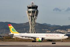 Senegal Airlines A330-941 9H-SZN (José M. Deza) Tags: 20191212 9hszn a330941 airbus bcn elprat lebl planespotting senegalairlines spotter aircraft