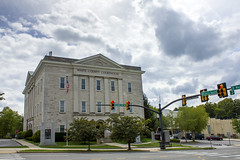 Courthouse, White County, Tennessee 6 (Chuck Sutherland) Tags: courthouse whitecountycourthouse sparta square townsquare whitecounty tennessee tn