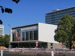 Cinéma Kino International (1963) - 33 Karl-Marx Allee, Berlin (Yvette G.) Tags: berlin architecture allemagne berlinest architecturestalinienne cinéma josefkaiser