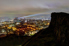Arthurs Seat December 2019 #2 (swami666) Tags: edinburgh scotland landscape night city
