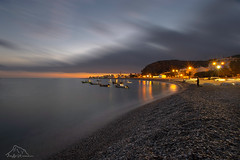 Calahonda (puma3023) Tags: digitalcameraclub costa mar playa mediterraneo calahona granada sol nocturna reflejos