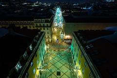 Christmas runway 2019 (Alexandre de Sousa Photography) Tags: lisbon lisboaregion portugal 2019 light lighting christmas street architecture nightscape night longexposure long exposure
