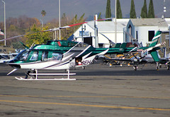 N208EH Private Bell 206L-3 LongRanger III (BayAreaA380Fan Photography) Tags: concordbuchananfield ccr kccr swearingen bell bell206 bell206longranger bell206l3longrangeriii swearingensa226tmerliniiib helicopter planespotting avgeek
