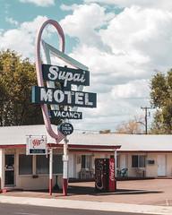 Seligman       Supai Motel (JB_1984) Tags: supaimotel motel hotel neon americana route66 historicroute66 mainstreetofamerica motherroad seligman arizona az unitedstates usa sony rx100iii rx100m3