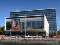 Cinéma Kino International (1963) - 33 Karl-Marx Allee, Berlin (Yvette G.) Tags: cinéma josefkaiser berlin allemagne architecture architecturestalinienne berlinest