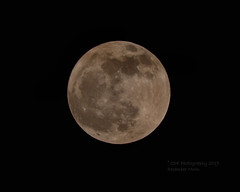 December Moon 12-11-19 (Chris Ehrlich Photography) Tags: cde photography moon lunar nature beauty nikon ngc december sky
