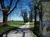 In Veneto ... (█ Slices of Light █▀ ▀ ▀) Tags: road tree country view villa barbaro 巴巴羅別墅 architect andrea palladio 安德烈亚 帕拉弟奥 venice veneto 威尼斯 venezia tourist italia 意大利 italy panasonic lumix gm5 1232mm f3556 hfs12032k
