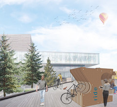 The Bookery, Portable Reading Room Competition 2019 (Dreyfuss + Blackford Architecture) Tags: bookery competition 2019 portable reading room archhivebooks beebreedersarchitecture conceptual dreyfuss blackford architecture architects designers sacramento san francisco module temporary