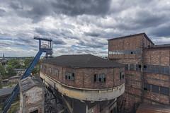 . (Dawid Rajtak) Tags: coal mine industry silesia lost abandoned derelict exploring forgotten brick shaft industrial