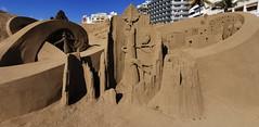 Belén de Arena 2019 Playa de las Canteras Las Palmas de Gran Canaria 05 (Rafael Gomez - http://micamara.es) Tags: belén de arena 2019 playa las canteras palmas gran canaria