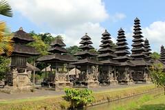 Taman Ayun (ZdArock) Tags: puratamanayun tamanayun temple bali indo indonesia indonesie indonésie zdarock island île chaume thatch roof toit mengwi