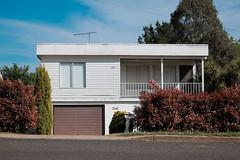 Australiana (Erich Schieber) Tags: australia architecture house suburbia verandah