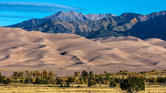 High Dune (chasingthelight10) Tags: events photography travel landscapes deserts dunes mountains nightphotography highdesert places colorado greatsanddunesnationalpark