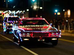 Low Ri Der (Web-Betty) Tags: 58mm minoltarokkor christmas parade holiday festive paradeoflights denver colorado manualfocus legacyglass lowrider bokeh