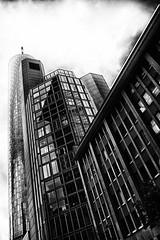 Frankfurt Am Main (jo.misere) Tags: tower toren bw zw frankfurt duitsland germany
