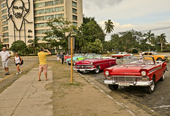 A1082HAVAb (preacher43) Tags: cuba havana revolutionary square 1956 ford fairlane