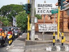 The Preview: The Banners of Champions (Ya, saya inBaliTimur) Tags: banner denpasar bali