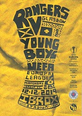 Rangers v Young Boys 20191212 (tcbuzz) Tags: rangers football club ibrox stadium glasgow scotland uefa europa league group programme