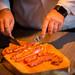 Tasting Bacon at Knife