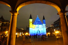 The Hague Highlights 2019 (José D...) Tags: nightlight thehague denhaag hetbinnenhof lichtfestival2019 lights highlights2019 royalwinterfair lichtprojecties kunst art colours atnight historic oldcity historiccitygroup vividstriking 5awards