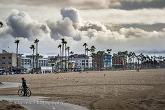 Venice Boardwalk (informalphotography) Tags: beach venicebeach california boardwalk clouds