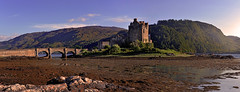Ecosse - Scotland - Eilean Donan Castle (AlCapitol) Tags: ecosse nikon d800 highlands château pont scotland eileandonancastle
