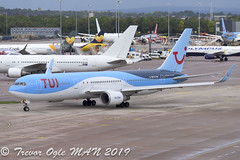 DSC_6485Pwm (T.O. Images) Tags: gobyg tui boeing 767 767300 man manchester