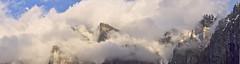Moonrise (CALandscapeArt natura artis magistra) Tags: yosemite sierranevada california nature wilderness solitude landscape nationalpark yosemitenationalpark californialandscapeart larrydarnell