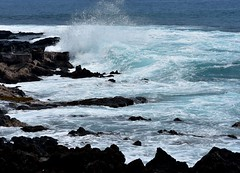 Rocky shore (thomasgorman1) Tags: shore coast waves wave kona water rocky rocks lavarock sea ocean pacific island hawaii scenic scenery nature landscape seascape nikon