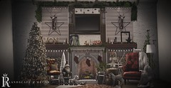 015. (Royalty∆) Tags: mudhoney new apple fall christmas dustbunny secondlife photography blog ror roots of royalty the loft aria pixel mode fancy decor hive trompe loeil arcade fameshed merak hot coco crawl tannenbaum