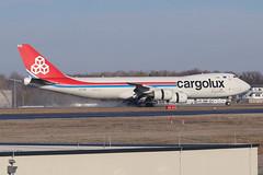 LX-VCF Boeing 747-8R7F Cargolux (LXKARL) Tags: boeing city grevenmacher 7478r7f ellxlux cn358111461 luxembourgfindel cargocenter parking10 cargolux lxvcf cityofgrevenmacher
