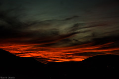 Blessed (paulsanchez7) Tags: newmexico beautiful sunset magical colors orange red