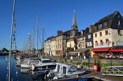 Honfleur (Heleplatas) Tags: honfleur puerto barcos veleros verano normandía