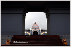 9438 - Valluvar kottam (chandrasekaran a 64 lakhs views Thanks to all.) Tags: valluvarkottam chennai india architecture monuments thirukural thiruvalluvar tamilpoet canoneosm50