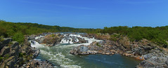 Wide Angle Great Falls (johnsquinn) Tags: river potomac dc virginia white water scenic view