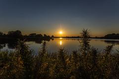 Photo of Sunset at the Lake