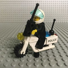 POLICE (viernullvier) Tags: squareformat