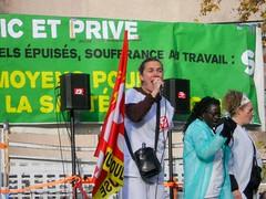 Toulouse, 10 décembre (PierreG_09) Tags: toulouse occitanie midipyrénées retraite manif manifestation syndicat syndicalisme protestation proposition action foule solidarité