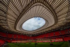 Bilbao0027San Mames (schulzharri) Tags: stadion bilbao athletic spanien spain espana san mames arena football fusball architecture architektur