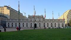 La Moneda (Chemose) Tags: sony ilce7m2 alpha7ii mai may chili chile santiago hdr bâtiment building palais palace lamoneda palaciodelamoneda architecture