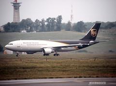 A300-600F_UPS_N172UP (Ragnarok31) Tags: airbus a300 a300600 a300600f ups united parcel services n172up cargo fret